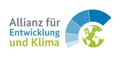 Allianz für Entwicklung und Klima - Logo PNG