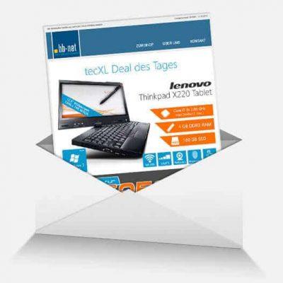 bb-net Newsletter Deals