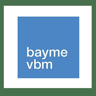 Логотип Bayme vbm