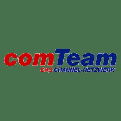 Логотип команды com