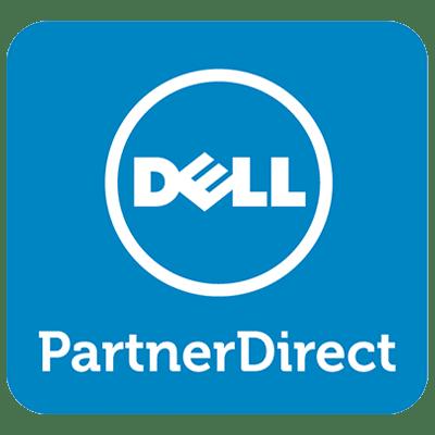 Логотип Dell Partner Direct