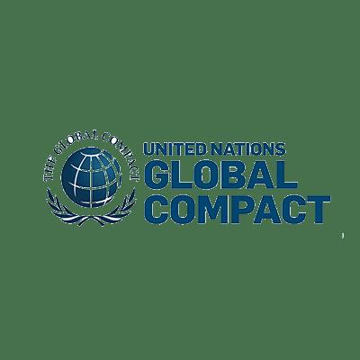 Логотип Глобального договора