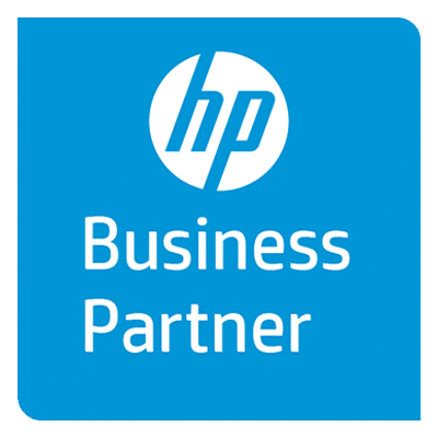 Логотип бизнес-партнера HP