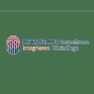 Логотип сети беженцев