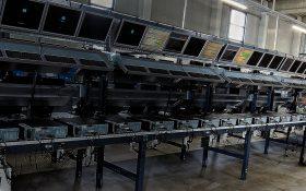 Prisliste for IT-livssyklus gammelt utstyr Forsidebilde med IT-remarketing-produksjonslinje