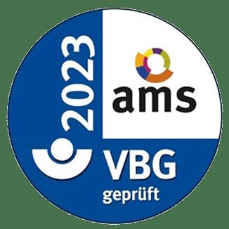 логотип проверено ams vbg