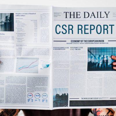 CSR-kommunikasjon via blogginnlegg