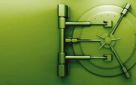 Sikker, bærekraftig og plassbesparende grønn IT-boks