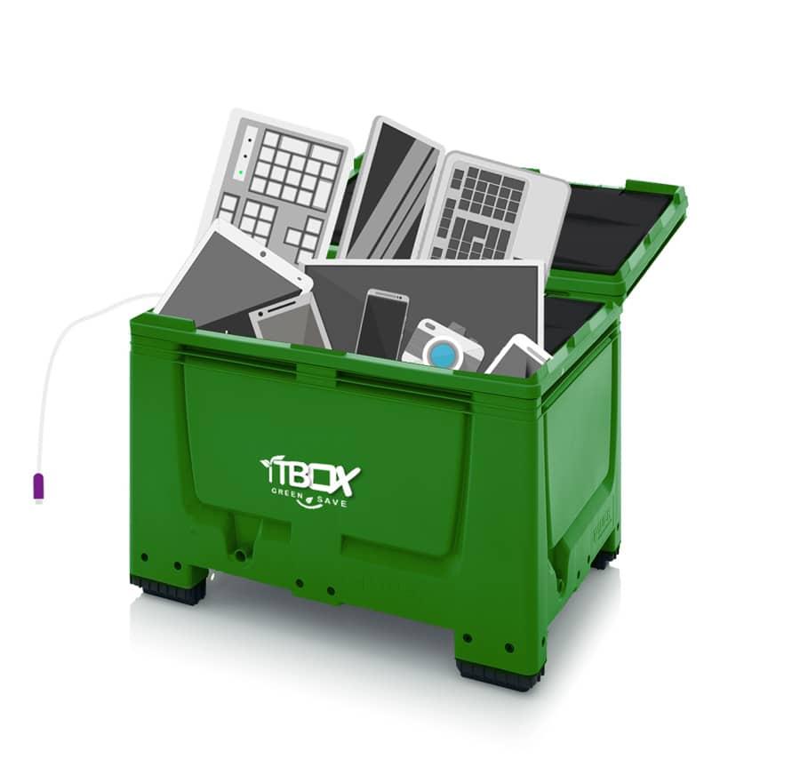 Электронные отходы, которые можно сдать на переработку