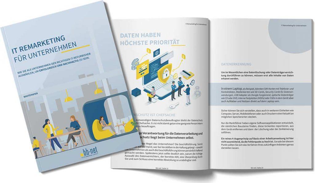 Белая книга Буклет ИТ-ремаркетинга для компаний
