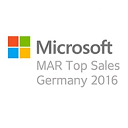 Лучшие продажи Microsoft в 2016 г.
