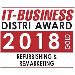 Премия IT-Business Distri Award 2018