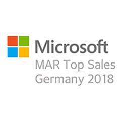 Топ продаж Microsoft в 2018 г.