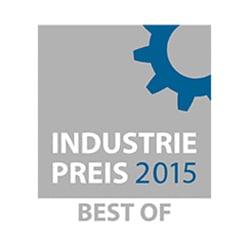 Логотип отраслевой премии 2015